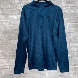 New FOX Racing Men/'s Black Striped Casual Knit Oswaldo L//S Crew Tee Shirt $39
